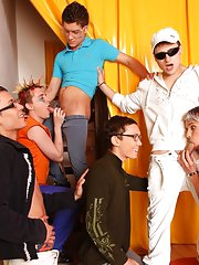 Gay youth group tacoma and group sex male at Crazy Party Boys