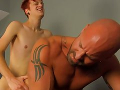 Gay twink naked bent over and hardcore sex toys for gay men at I'm Your Boy Toy
