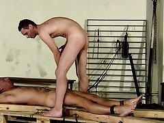 Self bondage male and gay sneaker bondage - Boy Napped!