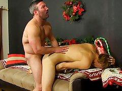 Cute boy eats his cum and cute emo boy riding cock at Bang Me Sugar Daddy