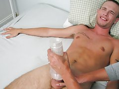 Men masturbating while edging and guys smoking weed masturbation video