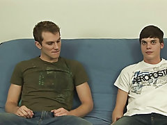 Gay emo teen guys blowjob and...