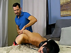 Young men pose completely naked free videos and black guy fucking young gay boy at home at Bang Me Sugar Daddy