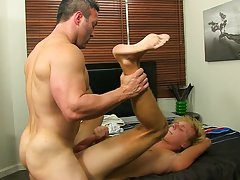 Gay sex video hairy chested and gay ass fuck till it bleeds at I'm Your Boy Toy