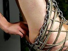 Extreme gay bondage torture and german extreme bondage porn - Boy Napped!