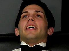 Gay men in locker rooms and putting random stuff in anus gay porn