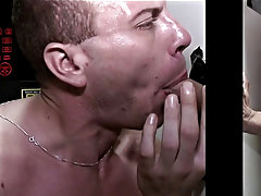 Curved penis blowjobs and gay some blowjob