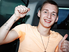 Ty young gay and twink exam by crazy doctor - at Boys On The Prowl!