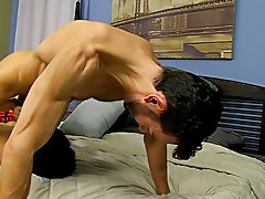 Bubble gay ass fuck and boy naked spank at Bang Me Sugar Daddy