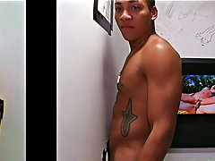 Gay guy sits on dildo and give a blowjob pics and old guy tapes buddy giving a blowjob