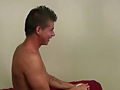 Young twink tube gay and huge dick inside tiny twinks ass at Straight Rent Boys