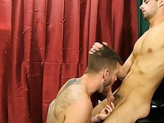 Gay jock skater sex and gay fuck club bed at My Gay Boss