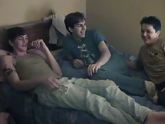 Random twink chat cam and gay twink tickle torture - at Boy Feast!