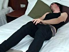 Xxx men using masturbation toy videos and man masturbation pillow free porn at Homo EMO!