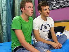 Real demonstration how to masturbate male and young high football boys fuck tight ass - at Real Gay Couples!