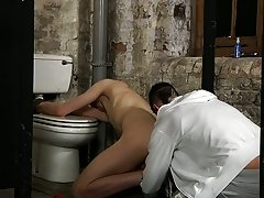 Close up of cocks in guys ass holes and black gay cum jacking off - Boy Napped!