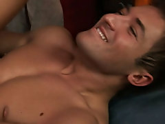 Naughty Nicolas is one tricked out twink...with an ass as tight as his centre is emaciated gay bareback crystal porn