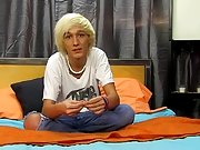 Gay twink blows a load in his sleep and naked twinks...
