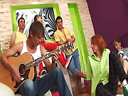 Gay group and sex mpg group gang bang gay at Crazy...