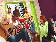 Gay group and sex mpg group gang bang gay at Crazy...