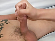 Ultimate twink masturbation and gay male mutual cum...