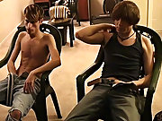 Twink in the ass and free gay black hardcore porn in...