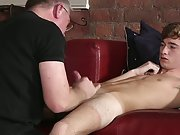 Gay twink mobile short clip...