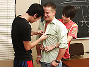 Man fucking a boy videos and amateur anal boy toy at Teach Twinks