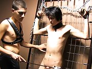 Baretwinks goes all out in this servitude movie scene with Rad and Miles using the darksome dungeon gear to the extreme msn groups gay twinks