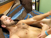 Sweet guy boy sax and hot guys in panties at...