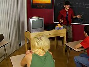 Fuck high twink and men anal fucked picture at Teach...