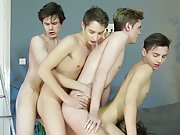 Gay twink tube twins and...