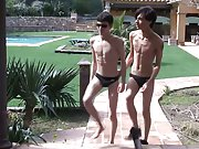 Nude male gay smooth humiliation and...