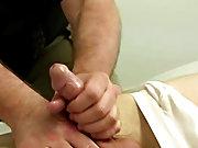Strange male masturbation...